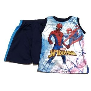 Other - Spiderman matching outfit set 4t